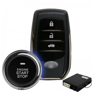 Passive Keyless Entry Auto Alarm Zündung Toyota Remote Controller